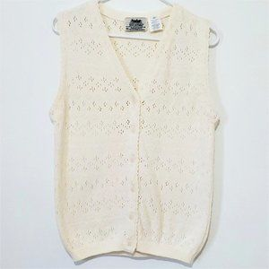 Northern Reflections Women's Sweater Vest S